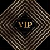 Wektorowy ZŁOCISTY MINIMALNY okładkowy projekt Znakomity Okładkowy szablon dla promoci, wizytówka, piękno, moda, restauracja Obraz Stock