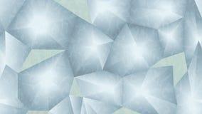 Wektorowy zimy tło z lodem i śniegiem ilustracja wektor