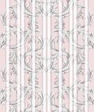 Wektoru adamaszka ornamentu rocznika tło Luksusowy wystrój, tkanina, tkaniny Fotografia Royalty Free