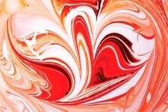 Wektoru marmurowy abstrakcjonistyczny tło Ciecza marmuru wzór Modny szablon Fotografia Royalty Free