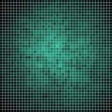 Wektoru piksla mozaiki kwadratowy tło Obraz Stock