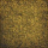 Wektoru piksla mozaiki kwadratowy tło Obrazy Stock