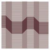 Wektoru ustalony bezszwowy wzór nowożytna elegancka tekstura Geometryczny pasek ilustracji