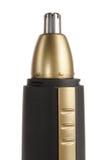 Wekzeugspritzen-und Ohr-Haar-Trimmer Stockfoto