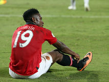 Welbeck of Man Utd. Royalty Free Stock Image