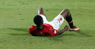 Welbeck of Man Utd. Stock Images
