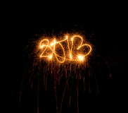 Welcome 2013! Royalty Free Stock Photography