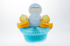 Welcome Baby Stock Images