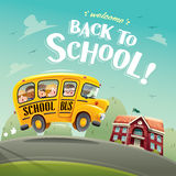 Welcome back to school! Royalty Free Stock Photos