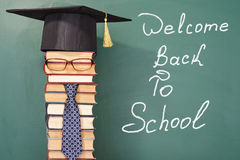 Welcome back to school Stock Images