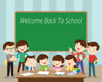 Welcome back to school Stock Photos