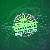 Welcome back to school. Stock Images