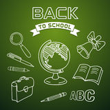 Welcome Back to School Royalty Free Stock Photo
