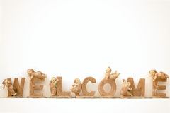 Welcome Stock Image