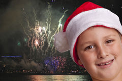 Welcome Christmas Royalty Free Stock Images