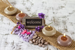 Welcome concept Royalty Free Stock Image
