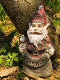 Welcome gnome royalty free stock photography
