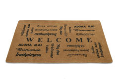 Free Welcome Mat Stock Image - 3186391