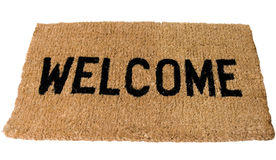 Free Welcome Mat Stock Photo - 6778130