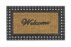 Welcome Mat Royalty Free Stock Photo