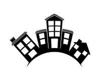 Welcome neighborhood Royalty Free Stock Images