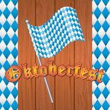 Welcome oktoberfest Royalty Free Stock Image