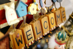 Welcome Royalty Free Stock Photos