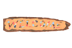 Welcome Royalty Free Stock Image