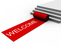Welcome Success Stock Photos