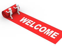 Welcome Success Stock Images