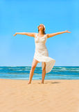 Welcome, summer! Stock Photography