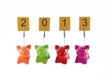 Welcome to 2013 Stock Image