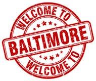 Welcome to Baltimore stamp. Welcome to Baltimore round grunge stamp isolated on white background. Baltimore. welcome to Baltimore