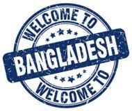 Welcome to Bangladesh stamp. Welcome to Bangladesh round grunge stamp isolated on white background. Bangladesh. welcome to Bangladesh