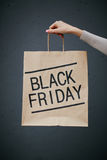 Welcome to Black Friday sale Stock Image