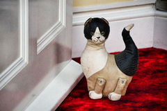 Welcome To The Cat House Royalty Free Stock Photo