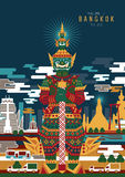 Welcome to Chiang Rai Thailand Royalty Free Stock Photos
