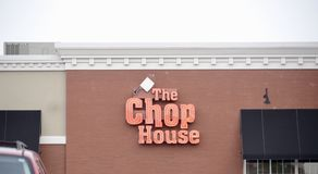 The Chop House Steakhouse. Welcome to The Chop House steakhouse in Murfreesboro, TN. We are an upscale steakhouse restaurant serving premium cuts of beef, as stock image