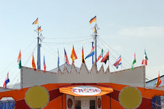 Welcome to the circus Royalty Free Stock Photography