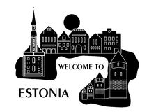 Welcome to estonia Stock Images