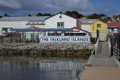 Welcome to the Falkland Islands Stock Photo
