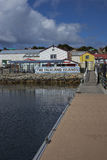 Welcome to the Falkland Islands Stock Image