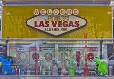 Welcome to FatBurgerS Las Vegas Royalty Free Stock Photo