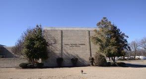 First Baptist Church Hinson Building, West Memphis, Arkansas Stock Photo