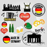 Welcome to Germany Stock Images