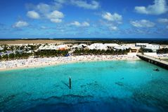 Welcome to Grand Turk Royalty Free Stock Photos