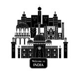 Welcome to india Royalty Free Stock Image