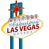 Welcome To Las Vegas Sign Stock Photos