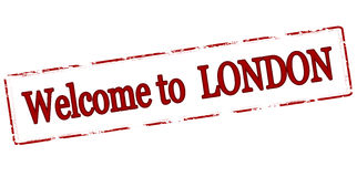 Welcome to London Stock Image
