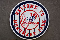 Welcome to Monument Park Stock Images